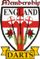 ENGLAND DARTS CLUB & YOUTH MEMBERSHIP 2020